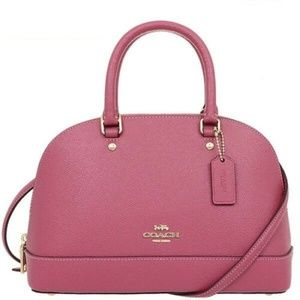 MINI SIERRA SATCHEL (COACH F27591)